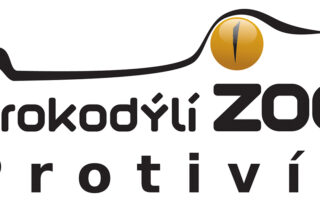 Krokodýlí zoo Protivín logo