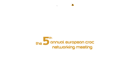 European croc networking logo white