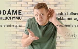 Vlastní kampaň Hluchý
