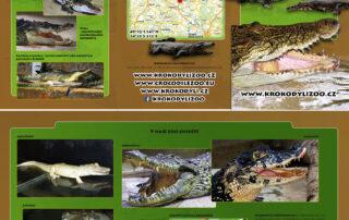 Skládačka Krokodýlí zoo